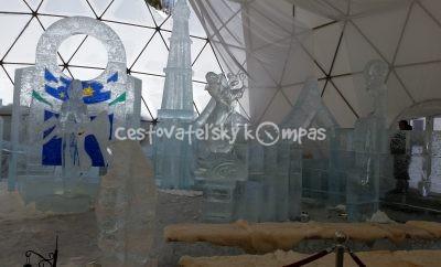 Hrebienok, Vysoké Tatry – ľadové umenie i super sánkovačka