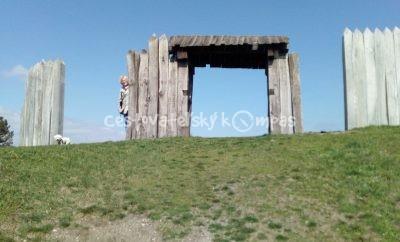 Archeologická pamiatka Kostolec – Ducové, Považský Inovec