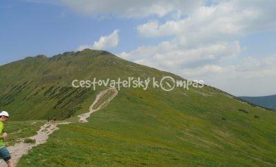 Po hrebeni Nízkych Tatier až k najvyššiemu vrchu v Nízkych Tatrách, vrchu Ďumbier